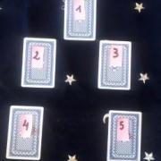 Voyance corse methode de tirage a 5 cartes
